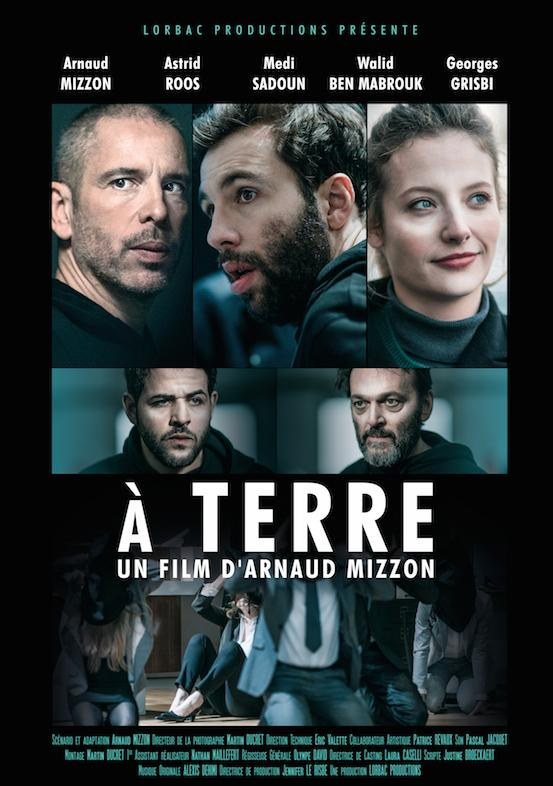 A Terre, court métrage réalisé par Arnaud Mizzon avec Medi Sadoun en guest star. Tourné au sein de la mission Protocole Vegas de l'Agence Wake Up Live Escape Game Lyon.