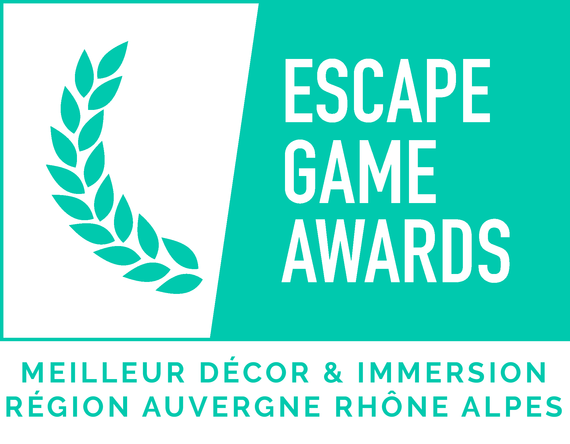 L'Agence Wake Up Lyon Live Escape Game a été primée par l'Escape Game Awards: Meilleur décor et immersion de la région Auvergne Rhône-Alpes.