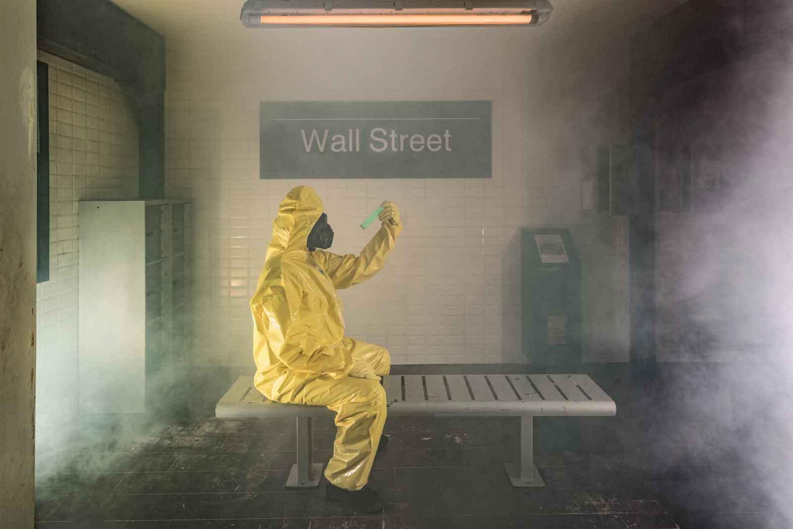 Tentez de contrer une attaque chimique à New-York !